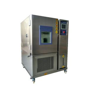 Buy cheap Computerized Universal High Low Temperature Humidity Test Chamber 408L product