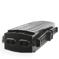 Buy cheap 4 In 4 Out ODF Optical Distribution Box Horizontal Dome Type 24 To 288 Core product