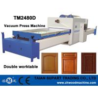 Buy cheap TM2480D Vacuum press machine bottom heating product