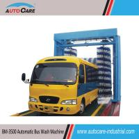 Buy cheap Automatic Bus Washing Equipment with Three Brushes/ Automated truck wash machine with railway product