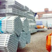Buy cheap Cold Rolled Galvanized Pipe product