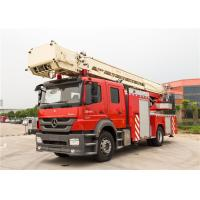Buy cheap Stroboscope Lamp Rescue Fire Truck Max Loading 23700kg With Waterway Operate Panel product