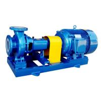 Buy cheap 60m3/h Stainless Steel corrosion-resistant Multistage Centrifugal Chemical Industry Seawater Pump product