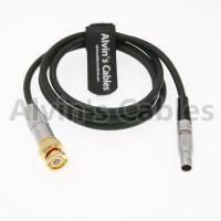 Buy cheap Alvin's Cables BNC to 5 Pin Male ARR Mini TIME Code Cable for Sound Devices ZAXCOM product