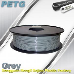 Buy cheap High Temperature Resistant PETG Up 3d Printer Filament Acid / Alkali Resistance product