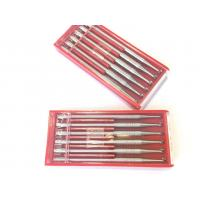 Buy cheap Ball Shape Carbide Cutting Tools , Dental Laboratory Burs High Durability product