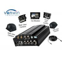 Buy cheap 4G H.264 MDVR truck security system , Digital Smart DVR Support Andriod / IOS product