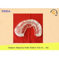 Buy cheap Waterproof SPA pedicure clear disposable liner hand made 15 micron thickness product
