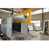 Buy cheap Low Noise U Shape Container Loading Glass Handing Machine Stable Working from wholesalers