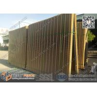 Buy cheap Vertical Flat Bar 358 Anti-climb Security Fence    76.2x12.7mm Anti-cut Hole   4.0mm Steel Wire product