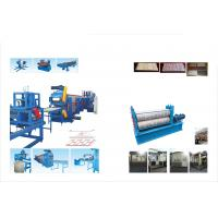 Buy cheap Decorative Wall And Ceiling Panel Metal Embossing Machine Continuous Line product
