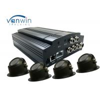 Buy cheap RS232 GPRS analysis camera passenger counter MDVR with GPS Tracking product