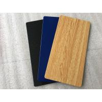China Outdoor Wall Panels Aluminium Plastic Sheet Heat Insulation With 2 Meters Width on sale