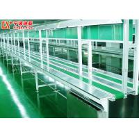 Customized Production Line Conveyor Systems , Antistatic Assembly Line Worktable
