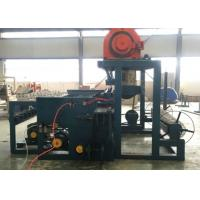 Buy cheap Automatic Chain Link Fence Machine , Galvanized Steel Wire Cattle Fence Machine product