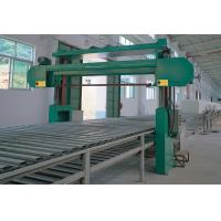 Buy cheap Horizontal Continuous Foam Production Line For Soft Urethane Foam Rubber , 130kw product