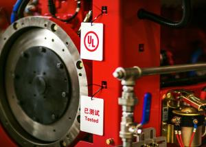 Buy cheap Horizontal Split Case Fire Pump Assembly 1250 GPM Fire Fighting Pump System product