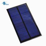 Buy cheap High quality 1W cheap photovoltaic solar panel 6V solar panel ZW-11060 Epoxy Resin Solar Panel product