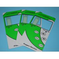 Buy cheap Polyester Panel metal dome LCD display window Membrane Switches product