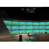 Buy cheap 46 Inch SNB LG Brand New Panel 500cd/m2  Irregular LCD Video Wall System in Studio product