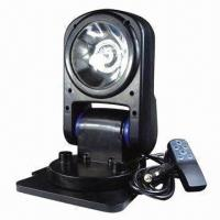 Buy cheap 12/24V 35/55W Wireless Xenon HID Remote Control Light with 1,500m Distance and from wholesalers