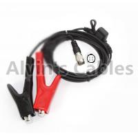 Buy cheap Trimble 12V Power Cable for 5600 ROBOTIC Total Station Robot Focus GEODIMETER product