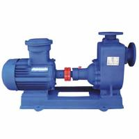 Buy cheap Low Noise Cantilever Hot Oil Heating Pump In Plastic / Rubber And Textile product