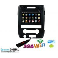 Buy cheap 7 Inch Android Double Din DVD Digital For FORD With Android 4.2.2 WIFI 3G product