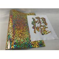 Buy cheap High Density Hologram Heat Transfer Vinyl Durable Good Washing Resistance product