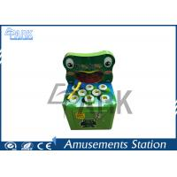 Buy cheap Cartoon Patterns Redemption Game Machine Electronic Frog Whack A Mole Arcade Game product