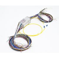 Buy cheap One Channel Transmit Fiber Optic Rotary Joint Power And Video Signal product