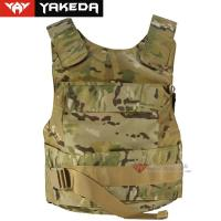 Buy cheap High Ballistic Military Bulletproof Vest , Airsoft Tactical Vest OEM Offered product