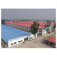 Buy cheap Self - Tapping Screw Poultry Farm Structure Colored Steel Sheet product