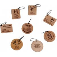 Buy cheap metal luggage tag from wholesalers