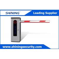 Buy cheap Hall Sensors Control Parking Lot Barrier Gate With Automatic Shutdown Functions product