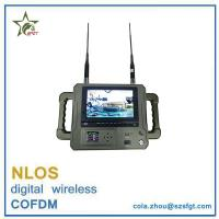 Buy cheap Military Handheld COFDM Wireless Video Receiver from wholesalers