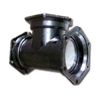 Buy cheap MJ×MJ Mechanical Joint Tee / C153 Compact Mechanical Joint Pipe Fittings from wholesalers