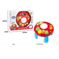 Buy cheap Piano Musical Learning Table Infant Baby Toys W / Sound Light + 18 Month Red product