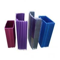 Buy cheap Anodized 6063 Industrial Extruded Aluminium Profiles Electrical Cover product