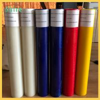 Buy cheap Self Adhesive Window Protection Film Glass Protection During Construction product