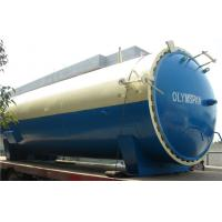 Buy cheap Industrial Vulcanizing Autoclave Lamination For Wood / Rubber , Lightweight product