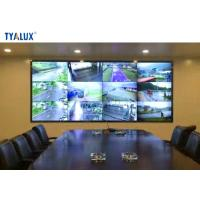 Buy cheap LED Backlit 3.5mm Narrow Bezel Touch Screen Video Wall 46 inch 4K Resolution product