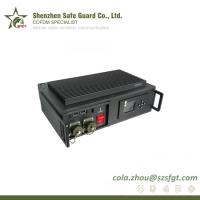 Buy cheap Tactical wireless COFDM digital video data Ethernet transceiver product