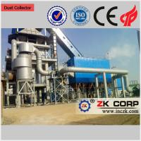 China Industrial bag house for cement plant dust collector on sale