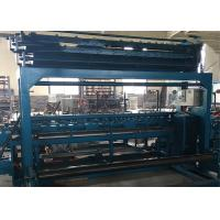 Buy cheap Goat Field Fence Machine 7.5KW 3.8T , Cattle Fence Machine Corrosion Protection product