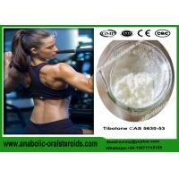 Buy cheap Tibolone Anti Estrogen Steroids CAS 5630-53-5  Livial for Anti Breast Cancer from wholesalers
