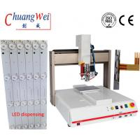 Quality Epoxy Resin Automated Dispensing Machines With Single Liquid Dispensing for sale