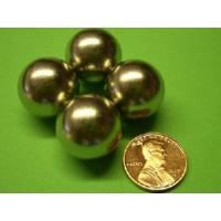 Buy cheap NdFeB Magnet 0.75inch Ball product