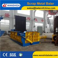 Buy cheap Double Compression Baler for Aluminium Cans and Copper Tube from wholesalers