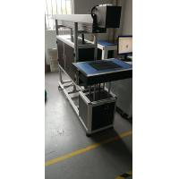 Buy cheap Plastic Cloth CO2 Galvo Laser Machine With Glass Tube 200 X 200mm Working Area product